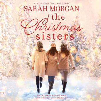 Christmas Sisters, Audio book by Sarah Morgan