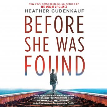 Before She Was Found, Heather Gudenkauf