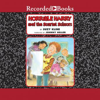 Horrible Harry and the Scarlet Scissors, Suzy Kline