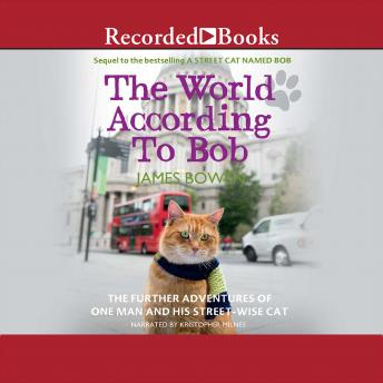 World According to Bob: The Further Adventures of One Man and His Street-wise Cat, James Bowen