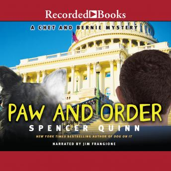Paw and Order: A Chet and Bernie Mystery Series