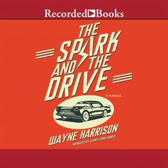 Spark and the Drive, Wayne Harrison