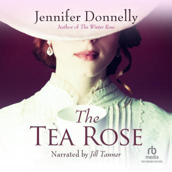 Tea Rose details