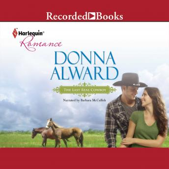 Last Real Cowboy, Donna Alward