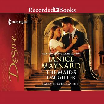 Maid's Daughter, Janice Maynard