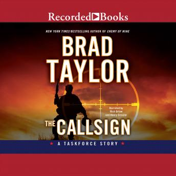 Callsign: A Taskforce Story, Brad Taylor