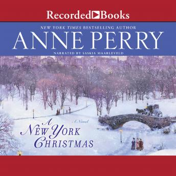 New York Christmas, Anne Perry