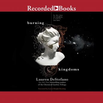 Burning Kingdoms, Lauren DeStefano