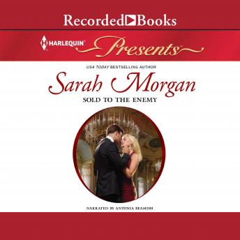Sold to the Enemy, Sarah Morgan