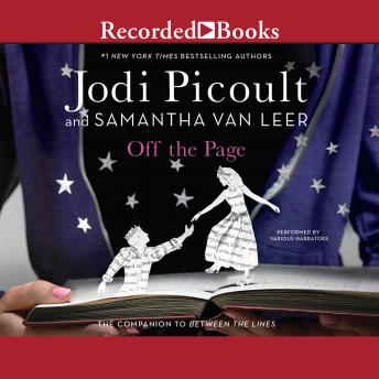 Off the Page, Samantha Van Leer, Jodi Picoult