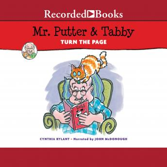 Mr. Putter & Tabby Turn the Page, Cynthia Rylant