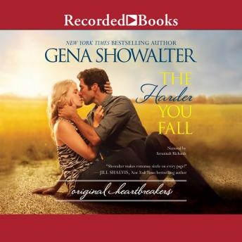 Harder You Fall, Gena Showalter