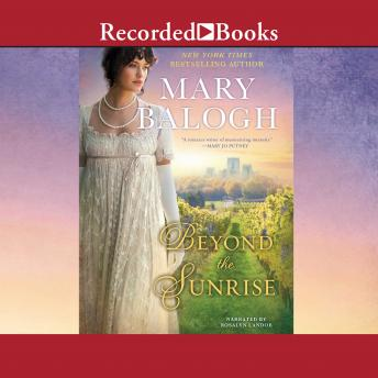 Beyond the Sunrise, Mary Balogh
