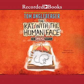 Rat with the Human Face, Tom Angleberger