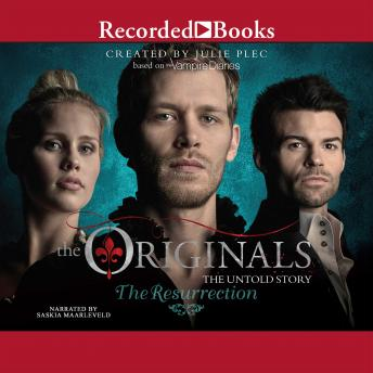 Originals: The Resurrection, Julie Plec