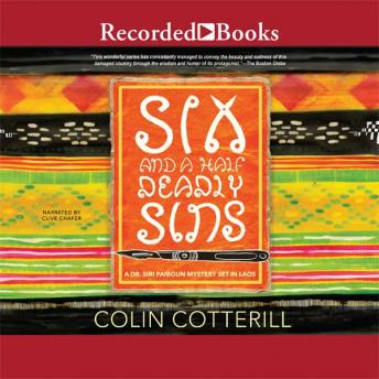 Six and a Half Deadly Sins, Colin Cotterill