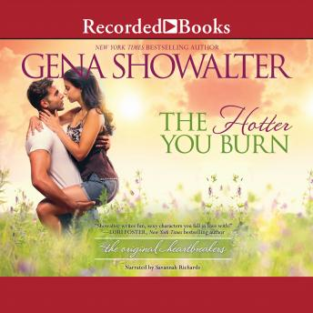 Hotter You Burn, Gena Showalter