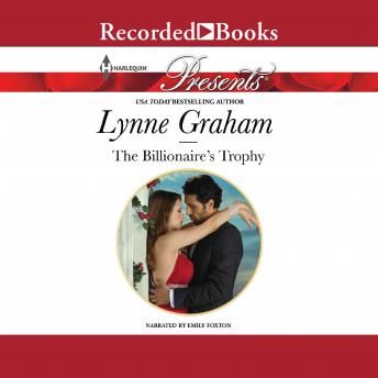 Billionaire's Trophy, Lynne Graham