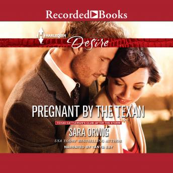 Pregnant by the Texan, Sara Orwig
