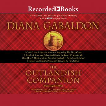 The Outlandish Companion Volume Two: The Companion to The Fiery Cross, A Breath of Snow and Ashes, An Echo in the Bone, and Written in My Own Heart's Blood