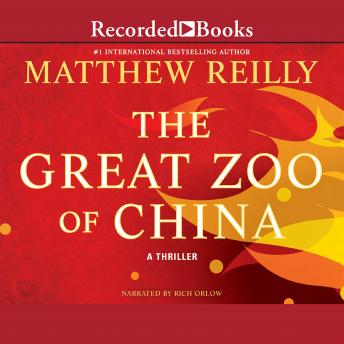 Great Zoo of China, Matthew Reilly