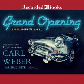 Grand Opening, Audio book by Carl Weber, Eric Pete
