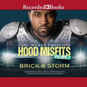 Hood Misfits Volume 3: Carl Weber Presents
