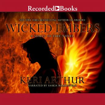 Wicked Embers: A Souls of Fire Novel, Keri Arthur