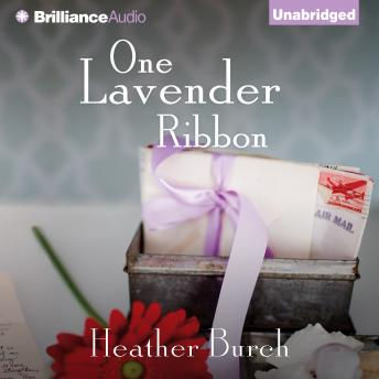 One Lavender Ribbon, Heather Burch