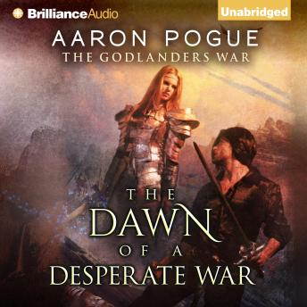Dawn of a Desperate War, Aaron Pogue