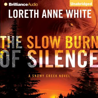 Slow Burn of Silence, Loreth Anne White