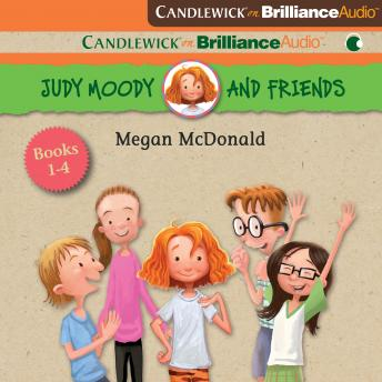 Judy Moody and Friends Collection, Megan McDonald