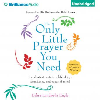 Only Little Prayer You Need, Debra Landwehr Engle