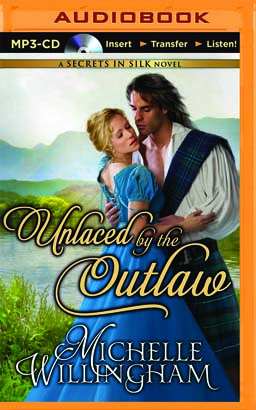 Unlaced by the Outlaw, Michelle Willingham