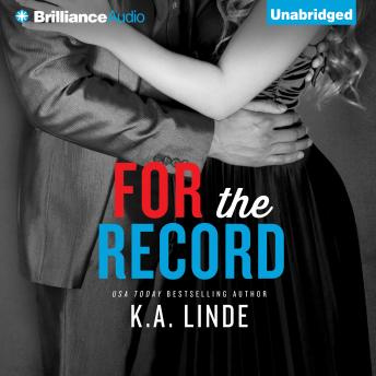 For the Record, K. A Linde