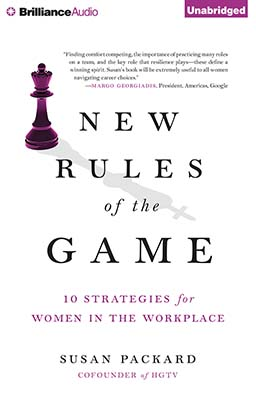 New Rules of the Game, Susan Packard
