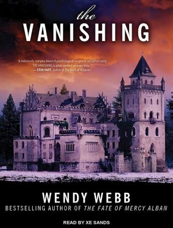 Vanishing, Wendy Webb