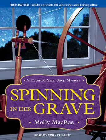 Spinning in Her Grave, Molly MacRae