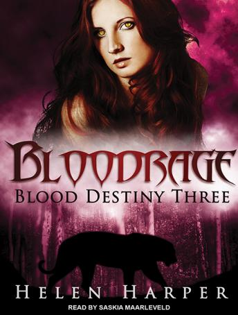 Bloodrage, Helen Harper
