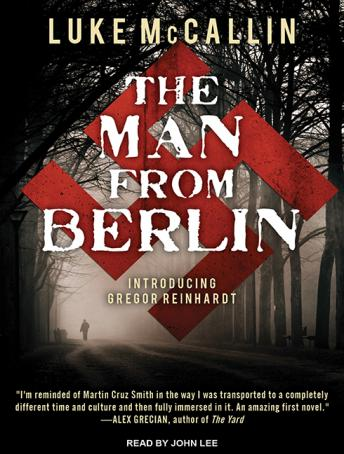 Man from Berlin, Luke McCallin
