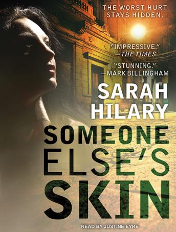 Someone Else's Skin: Introducing Detective Inspector Marnie Rome, Sarah Hilary