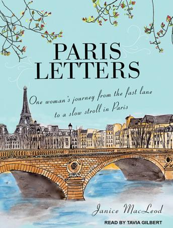 Paris Letters, Janice MacLeod