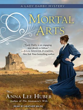 Mortal Arts, Anna Lee Huber