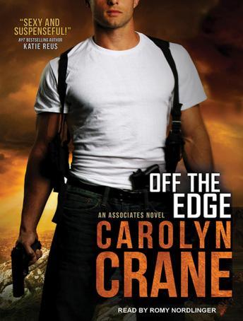 Off the Edge, Audio book by Carolyn Crane