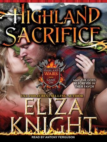 Highland Sacrifice, Eliza Knight