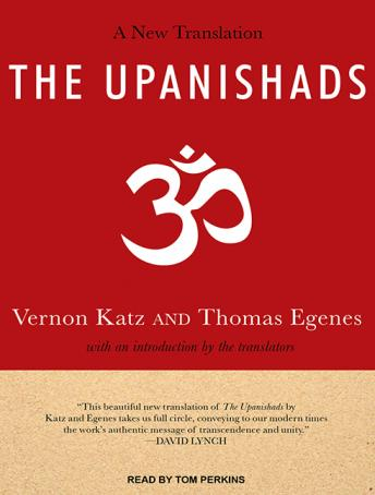 Download Upanishads: A New Translation by Thomas Egenes, Vernon Katz