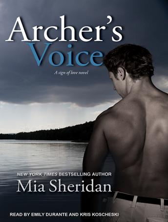 Archer's Voice, Mia Sheridan