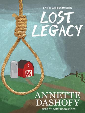 Lost Legacy, Annette Dashofy