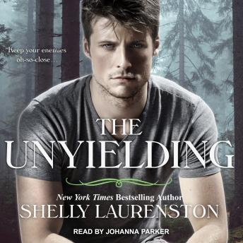 Unyielding, Shelly Laurenston