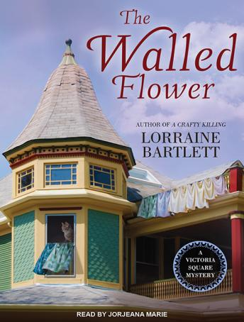 Walled Flower, Lorraine Bartlett